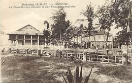 Pays Div Ref X79 - Dahomey - Cotonou - La Chambre Des Avocats Et Une Factorerie  Anglaise - - Dahomey
