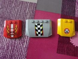 Plaque Lego - Lego System