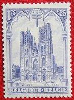 1,75Fr + 25C Kathedralen Les Cathédrales Complete Set 1928 OBP 271 (Mi 248) POSTFRIS / MNH **BELGIE / BELGIEN / BELGIUM - Unused Stamps