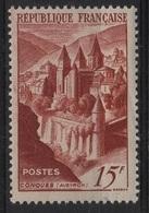 FR 1251 - FRANCE N° 792 Neuf** Abbaye De Conques - Ungebraucht
