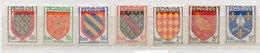 Lot Série  N° 999 à 1005 - Neufs** - Armoiries De Provinces - Unused Stamps