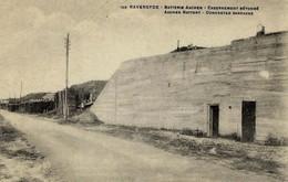 Foto : Raversyde, Raversijde,  Middelkerke : Batterie Aachen, Foto Van Oude Postkaart - Guerre, Militaire