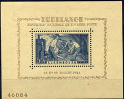 LUXEMBOURG - BF6** - DUDELANGE - Blocs & Feuillets