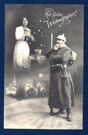 Herzliche Weihnachtgrüsse.  Feldpost  Décembre 1915 - War 1914-18