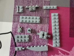 Lot Lego Gris - Lego System
