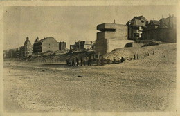 Foto : Raversyde, Middelkerke : De Panne-Koksijde - Guerre, Militaire