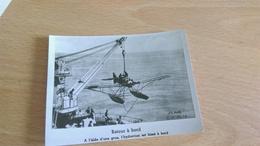 Photo AVION - RETOUR A BORD - Aviation Commerciale