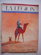 REVUE LA LEGION - LEGION FRANCAISE DES COMBATTANTS - N° 3 - 1941 - Président Philippe PETAIN - FRANCE OUTRE MER - 1900 - 1949
