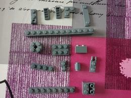 Lot Lego Gris Foncé - Lego System