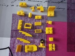 Lot Lego Jaune - Lego System