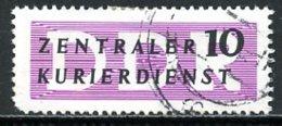 DDR   Y&T   S 39  ---   Mi ZKD 6    Obl   ---   TB - Service