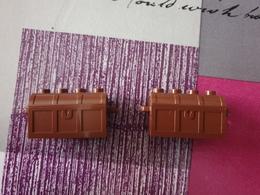 Lot Lego Coffre Brun - Lego System