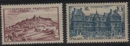 FR 1269 - FRANCE N° 759/60 Neufs** Sites Et Monuments - France