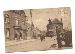 Aubers-la Grande Place - France