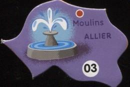 MAGNET MOULIN ALLIER N° 03 - Magnets