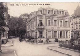 CPA  / Vichy (03)  Hotel Du Havre Rue Strauss Sur Les Parcs Et Le Casino    Ed ??? - Vichy