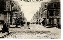 56 PONTIVY Rue Nationale - Rochefort En Terre