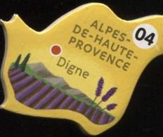 MAGNET ALPES-DE-HAUTE-PROVENCE DIGNE N° 04 - Magnets