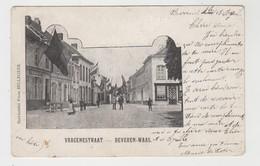 Beveren-Waas    Vracenestraat    Edit Boekhandel Frans Hillegeer - Beveren-Waas
