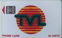 VANUATU  -  Phonecard  -  Telecom Vanuatu -  60 Units - Vanuatu