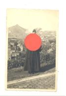 Photo Carte D'une Religieuse, Soeur,nun, Nonne ...en 1945 - Région Liège ? Voir Terril ,... (b274) - Christianisme