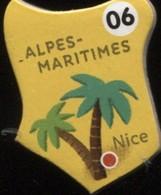 MAGNET ALPES-MARITIMES NICE N° 06 - Magnets