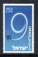 1957 - YT 119 NEUF ** TRES BEAU COTE 0.30 € - Israel