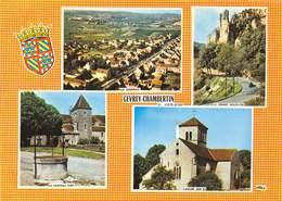 21-GEVREY-CHAMBERTIN-MULTIVUES - Gevrey Chambertin