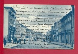 C.P. Soignies =  Rue  De La STATION - Soignies