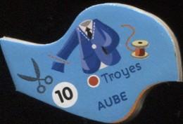 MAGNET TROYES AUBE N° 10 - Magnets