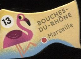 MAGNET BOUCHES-DU-RHONE MARSEILLE N° 13 - Magnets