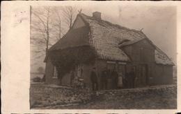 ! Alte Foto Ansichtskarte Aus Wilster In Dithmarschen, Reetdachhaus, Schleswig-Holstein, 1927, Bank - Deutschland