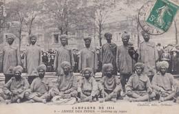 Armée Des Indes Indiens Au Repos - War 1914-18