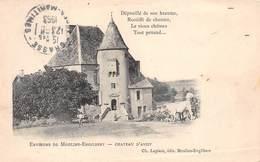 ENVIRONS DE MOULINS-ENGILBERT (58) - CHATEAU D'ANIZY - Ch. Laplace, éditeur, Moulins-Engilbert - 1963 - Moulin Engilbert