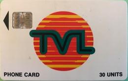 VANUATU  -  Phonecard  -  Telecom Vanuatu -  30 Units - Vanuatu