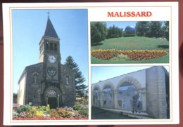 CPM 26 MALISSARD Le Village Multi Vues - Other Municipalities
