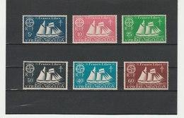 ST PIERRE ET MIQUELON**LUXE N° 296/309 COTE 15.00 - St.Pierre Et Miquelon