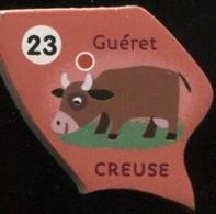 MAGNET CREUSE GUERETN° 23 - Magnets
