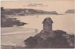 35 : ROTHENEUF : Le Havre ( Cote D'émeraude ) - Rotheneuf