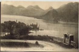 C. P. A. : 74 Lac D'Annecy : TALLOIRES Et Le Bout Du Lac - Talloires