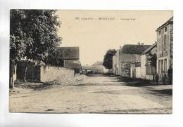 21 - MONTLIOT - Grande-Rue - Autres Communes