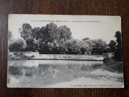 L27/171 Environs De PONT SAINTE-MARIE - Le Déversoir De Coulis-Champière - Autres Communes