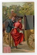 - CPA COUPLES - Série J.C. PARIS - - Couples