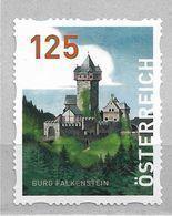 2018 Austria Österreich Mi. 7 **MNH Burg Falkenstein    Dispenserrollenmarken - 2011-... Ungebraucht