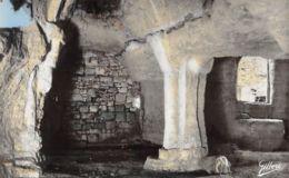 Sers (16) - Ermitage De Belleveau - Chapelle Souterraine - France