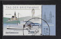 Tag Der Briefmarke 2018 - 2011-... Usados