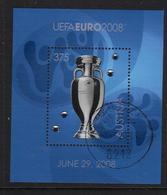 Uefa 2008 Europese Kampioenschappen Met Kristallen - 1945-.... 2ème République
