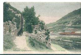 BESANCON   ( 25 )   La Porte Taillée . - Besancon