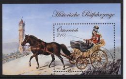 Historische Postfahrzeugen - 2011-... Usados