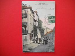 Gap , 05 . Carte Postale De La Rue Carnot . - Gap